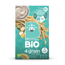 Organic 4 Grains Porridge (Gluten Free)
